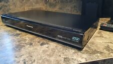 Panasonic DMR-PWT500 Blu-Ray DVD Player Recorder Freeview HDD & Remote Control