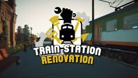Train Station Renovation [PC] Steam Region Free Share Account - FAST DELIVERY