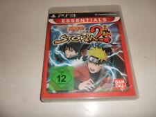 PLAYSTATION 3 PS 3 Naruto Shippuden-Ultimate Ninja Storm 2