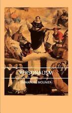 Personalism by Emmanuel Mounier (2007, Paperback)
