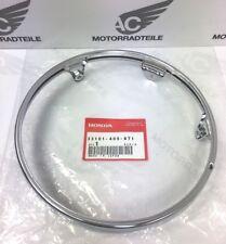 Chrome Lampentopf Projecteurs Honda CB 750 FOUR k0-k6 f1 lumineuse Bowl SOHC