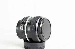 Nikon Nikkor 28mm f/2.8 AI Ai FX/DX Manual-Focus Prime Lens [MINT]