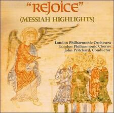 London Philharmonic Orchestra an, Rejoice (Messiah Highlights), Excellent