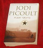 Jodi Picoult - Plain Truth medium sc/ 0312