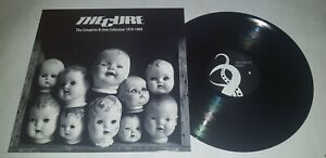 "12"" LP Vinyl The Cure - The Complete B-Sides Collection 1979-1989 Depeche Mode"
