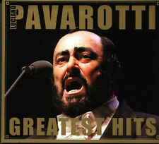 LUCIANO PAVAROTTI - GREATEST HITS - 2CD DIGIPAK BRAND NEW