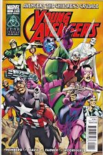 YOUNG AVENGERS#1 NM 2011 'CHILDRENS CRUSADE' MARVEL COMICS