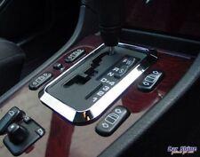 Chrome Gear shift shifter Surround Frame Fits Mercedes Benz W202 W201 W129 W170