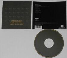 120 Days  U.S. promo cd  Gold DJ Stamp