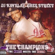 The Champions: North Meets South [PA] by DJ Kayslay (CD, 2006, Koch Records) a4