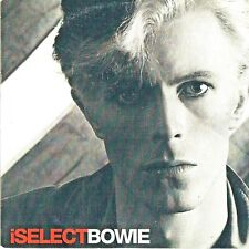 DAVID BOWIE = I SELECT BOWIE = PROMO CD = 12 TRACKS LISTED BELOW = VGC