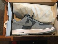 Nike Air Force 1 Low Sneakers 11.0 Grey Light Dark Classics Cool Retro