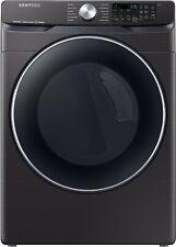 Samsung Dvg45R6300V 27 Inch Gas Dryer with Steam Sanitize+, Sensor Dry, Black