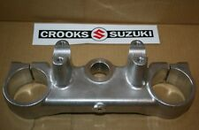 NOS 51310-27C40 Genuine Suzuki RM125 Steering Stem Head / Top Yoke