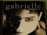 GABRIELLE DREAMS RARE OOP 5 TRACK REMIX CD FREE SHIPPING