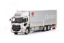 Trucks UD 1:43 Trucks Quon 20t Heavy Duty  Alloy car model  Truck Quon