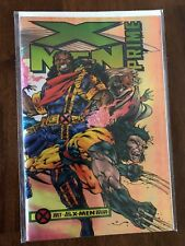X-Men Prime #1 Comic Book July 1995 Marvel Comics FREE bag/board Unread NEW