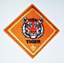 Cub Scout TIGER RANK Award Merit Badge Patch - Boy Scout BSA