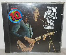 CD JOHN MAYALL - THRU THE YEARS - NUOVO NEW