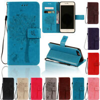 Shockproof Stand Wallet Flip PU Leather Phone Cover Case For Apple iPhone 8 Plus