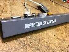 Otari MTR-90 Transport Control Panel • Works Tested 100%