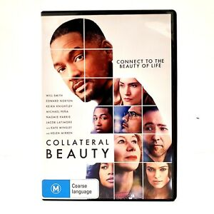 Collateral Beauty (DVD, Region 4, 2016)