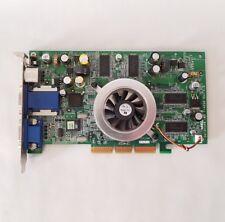 NVIDIA GeForce 4 ti4200 agp8x 128mb DDR-RAM tarjeta gráfica dual-VGA medion ms8889