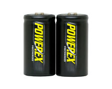 PowerEx Precharged C 5000 mAh NiMH Rechargeable Batteries Low Self Discharge