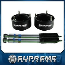 "1994-2002 Dodge Ram 2500 3500 4x4 3"" Front Lift Leveling Kit Bilstein Shocks"