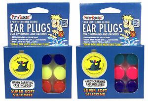 Ear Band-It Original Soft Silicone Putty Buddies Waterproof Ear Plugs - 91508