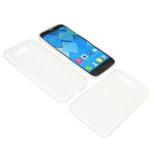 Custodia per Alcatel One Touch Pop C9 Custodia Cellulare TPU Trasparente