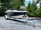 2013 Hurricane Sundeck 2400 OB Outboard 250HP Yamaha low hours & trailer