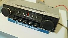 Vintage Blaupunkt  radio AM  Triumph MG Austin VW  great condition working