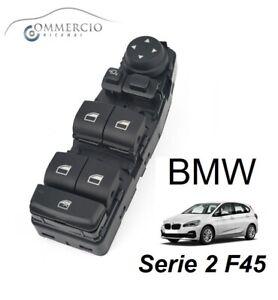Pulsantiera Alzacristalli BMW serie 2 F45 F46 dal 2015 NUOVA 61319362116