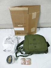 Original US Gasmaske M17 VIETNAM mit Tasche + Karton Mask Protective Field M17 .