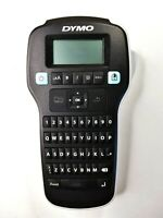 Dymo Label Manager 160 D1 Label Maker Thermal Printer Black and White