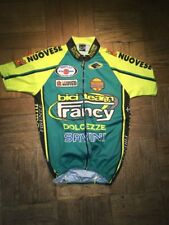 Ellegi Cycling Made In Italy Bici Team Francy Cycling Jersey Size 2