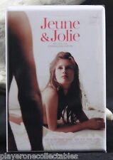 "Jeune & Jolie Movie Poster - 2"" x 3"" Fridge / Locker Magnet. Francois Ozon"