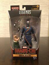 Marvel Legends DEATH DEALER Shang-Chi 6? Figure Mr. Hyde BAF Build-A-Figure NEW!