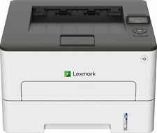 Lexmark B2236dw Monochrome Compact Laser Printer, Duplex Printing, Wireless