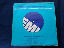 EP PROMO SMOKIE / LA BELLE EPOQUE / DYANGO / LORENZO SANTAMARIA - EMI 1977 VG+