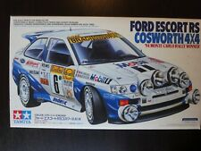 So Rad ! TAMIYA 1/24 FORD ESCORT RS Cosworth 4×4 '94 Monte Carlo Rally Winner !