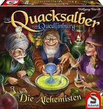 Die Quacksalber von Quedlinburg!, Die Alchemisten, 2. Erweiterung   Spiel   2020
