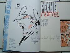 BEHE / PECHE MORTEL   1 / VENT D OUEST + DEDICACE