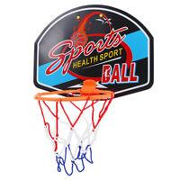 UK Basketball Hoop Over The Door Backboard Indoor Home Play Ball Net Sports Fun