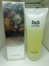 D&g Masculine Gel Refreshing Body ML 200 Vintage