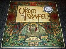 THE ORDER OF ISRAFEL-WISDOM-2014 2xLP DIEHARD SILVER VINYL-LIMITED TO 100-NEW