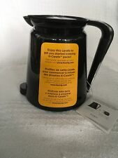 Keurig 2.0 Plastic Thermal Carafe - 32oz Black with Chrome Silver Handle