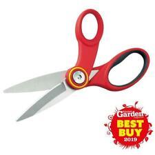 Wolf-Garten Multi-Purpose Garden Scissors Lawn/Grass Hand Shears Stainless Steel