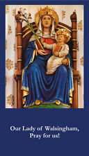 Our Lady of Walsingham Pray for Us (wallet size)